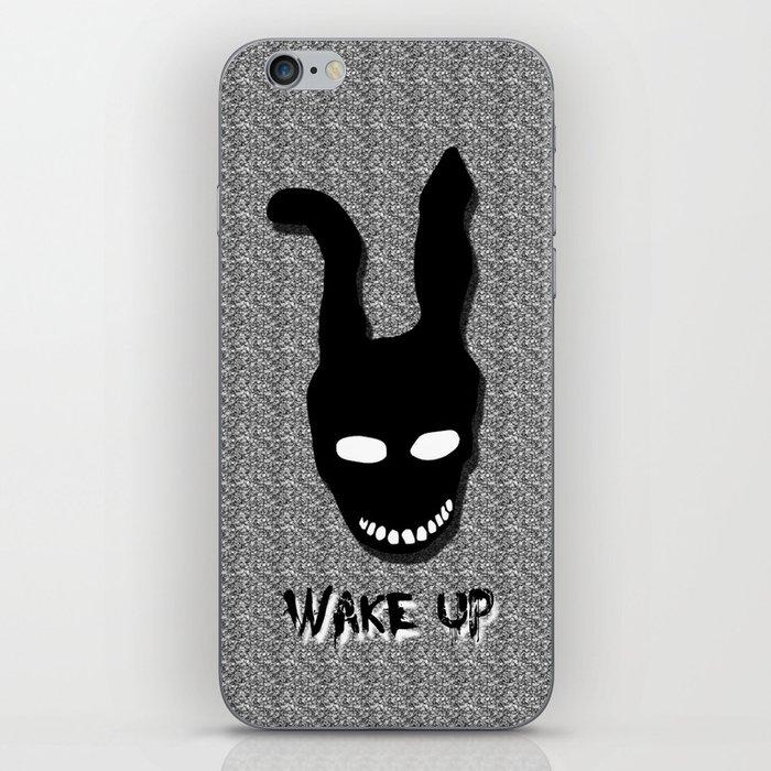 Donnie Darko Wake Up iPhone Skin