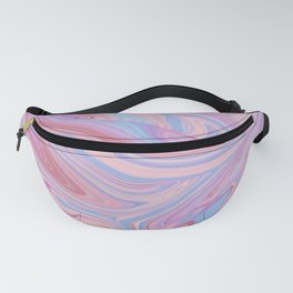 Pretty Pink Painting Fanny Pack