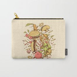 Food Fight Carry-All Pouch