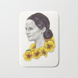 Alicia Vikander Bath Mat