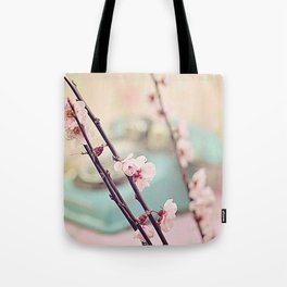 Spring is calling Tote Bag