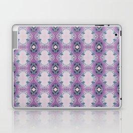 Arabidopsis flower stem microscopy pattern pink Laptop & iPad Skin