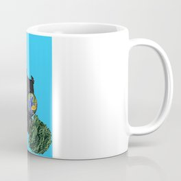 World War Green Coffee Mug