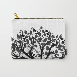 The Zen Tree Carry-All Pouch