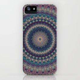 Mandala 433 iPhone Case