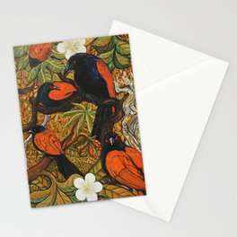 ' The Meeting ' Stationery Cards