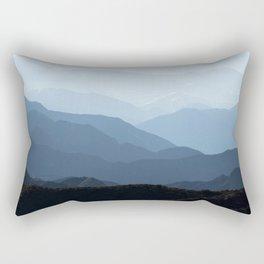 Andes mountains. Rectangular Pillow