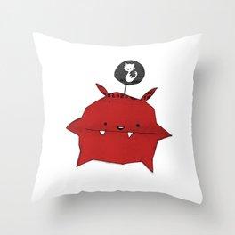 minima - rawr 03 Throw Pillow