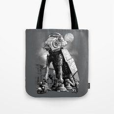 WELCOME TO TOWN Tote Bag