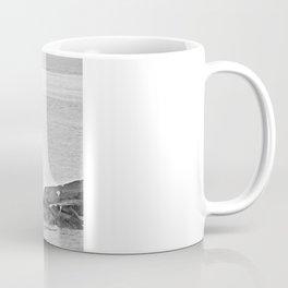 Fishing Alone Coffee Mug