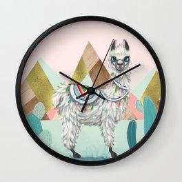 Clem Fandango Wall Clock