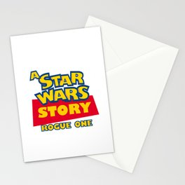 SW STORY Stationery Cards