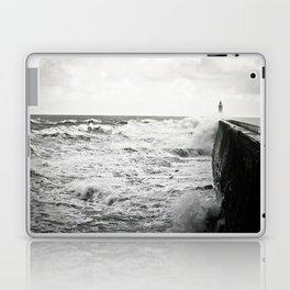 Landscape English Pier Laptop & iPad Skin