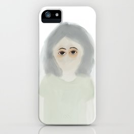 Ghosted iPhone Case