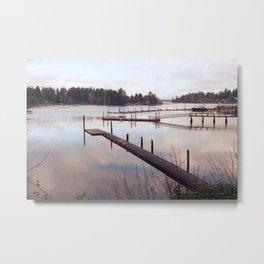 Hidden Cove Metal Print