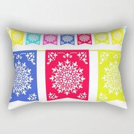 TIBET FLAGS Rectangular Pillow