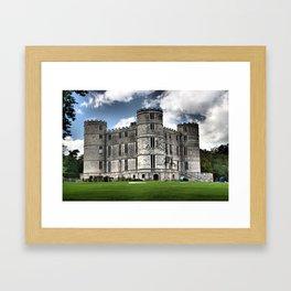 Lulworth Castle, Dorset, UK Framed Art Print