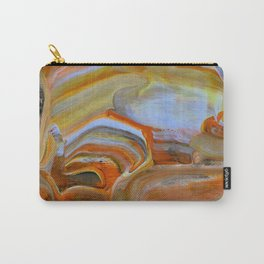 Marble Fantasy Carry-All Pouch