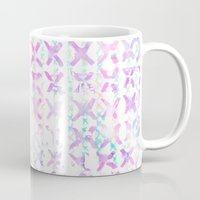 amelie Mugs featuring Amelie #3A by Schatzi Brown