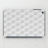 honeycomb iPad Cases featuring Honeycomb by Screen Candy