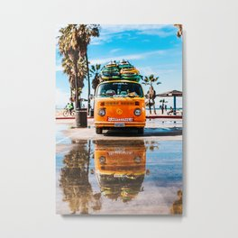 California #society6 #decor #buyart Metal Print