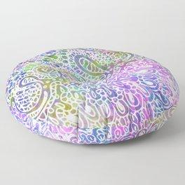 Doodle Style G360 Floor Pillow
