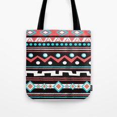 BLACK TIPI Tote Bag