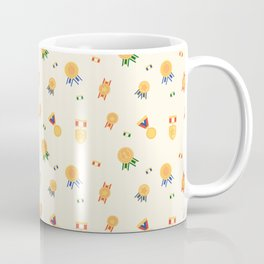 Medals And Badges Coffee Mug