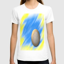one € T-shirt