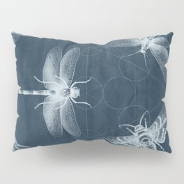 X-RAY Insect Magic Pillow Sham