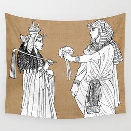 Cleopatra Wall Tapestry