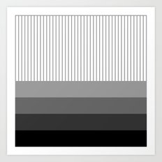 prugastim (black) Art Print