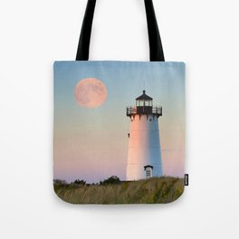 Moon over Martha's Vineyard Tote Bag