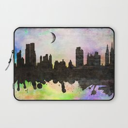 new York  new York  Laptop Sleeve