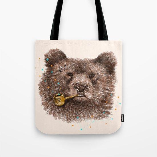 Sailor Bear II Tote Bag