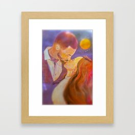 the Andersons Framed Art Print