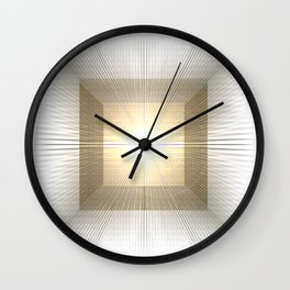 Forget Everything (CAS002-2008) Wall Clock