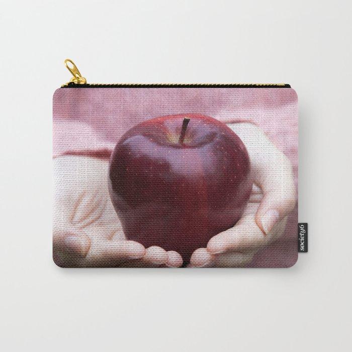 Forbidden Fruit Carry-All Pouch