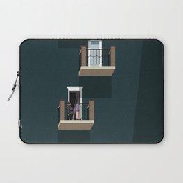 A son balcon Laptop Sleeve