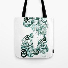 I like non-sense Tote Bag