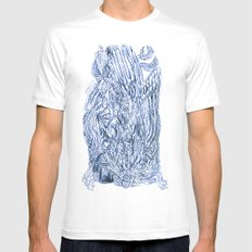 IT IS DONE - 20120213 Mens Fitted Tee MEDIUM White