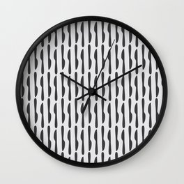 Kitchen Cutlery Knife Wall Clock