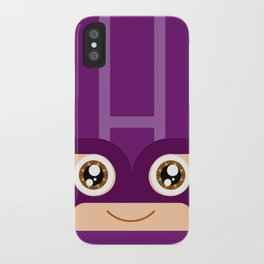 Adorable Hawkeye iPhone Case