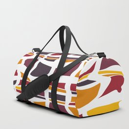 Abstract background 33 Duffle Bag