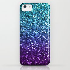 Mosaic Sparkley Texture G198 Slim Case iPhone 5c