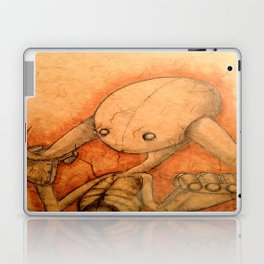 HEAVY HITTER Laptop & iPad Skin
