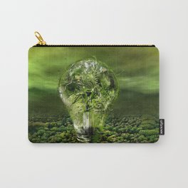 The old bulb culture Carry-All Pouch