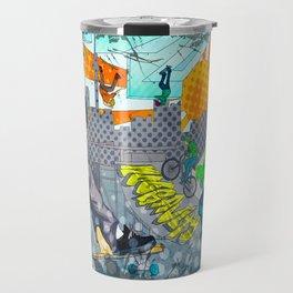 Zero Gravity - XTreme Travel Mug