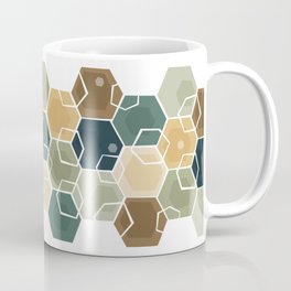 Cubes Coffee Mug