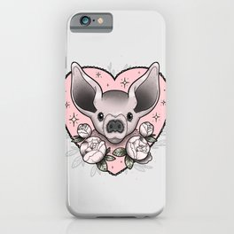 LoveBat iPhone Case